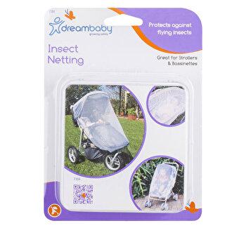 Plasa de insecte pentru carucioare si tarcuri Dreambaby de la Dreambaby