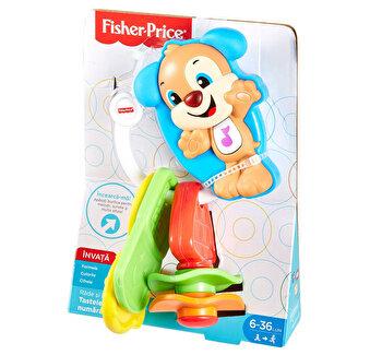 Set chei Puppy de la Fisher Price
