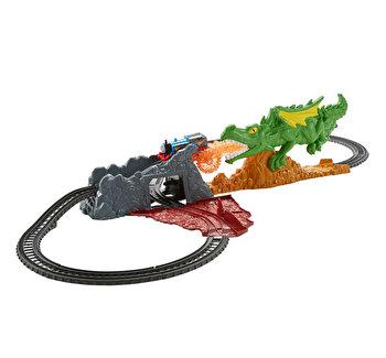 Set de joaca Thomas & Friends, Insula Dragonului de la Thomas & Friends