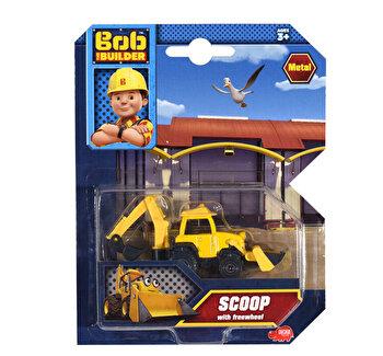 Excavator de jucarie Scoop Dickie Toys, Bob the Builder de la Dickie