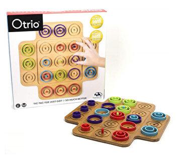 Joc Marbles, Otrio Deluxe Edition, din lemn de la Spin Master