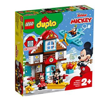 LEGO DUPLO, Casa de vacanta a lui Mickey 10889 de la LEGO