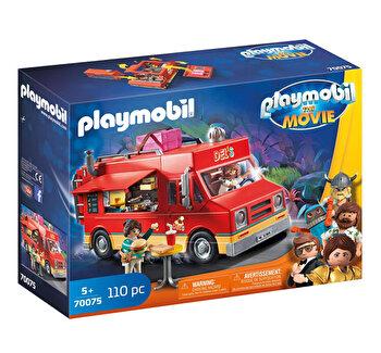 Playmobil Movie, Camionul cu mancare al lui Del de la Playmobil