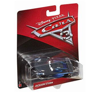 Cars, 3 personaje Die Cast Jackson Storm de la Cars
