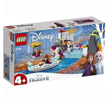 LEGO Disney Frozen II, Expeditia cu canoe a Annei 41165 de la LEGO