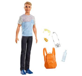 Papusa Barbie Travel – Ken de la Barbie