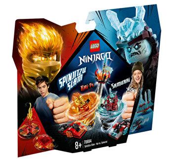 LEGO Ninjago, Slam Spinjitzu – Kai contra Samurai 70684 de la LEGO