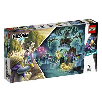 LEGO Hidden Side, Misterul din cimitir 70420 de la LEGO