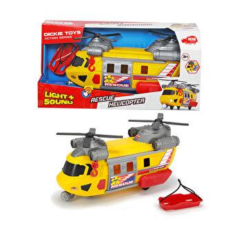 Elicopter cu sunete si lumini Dickie Toys, 30 cm de la Dickie