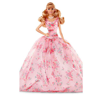 Papusa Barbie de colectie – Dorinta aniversara de la Barbie