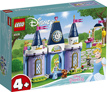 LEGO Disney Princess, Sarbatorirea Cenusaresei la Castel 43178 de la LEGO