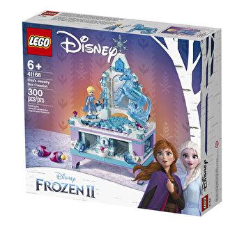 LEGO Disney Frozen II, Cutia de bijuterii a Elsei 41168