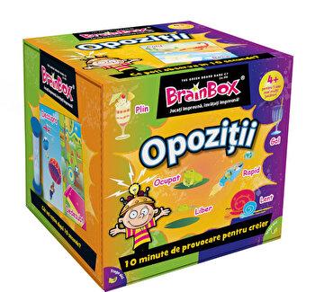 Joc BrainBox – Opozitii de la Green Board Games