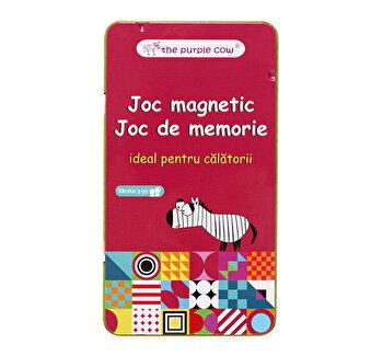 Joc de memorie magnetic Momki de la Momki