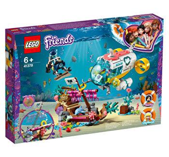 LEGO Friends, Misiunea de salvare a delfinilor 41378 de la LEGO