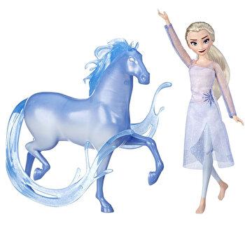 Frozen 2 – Set papusa Elsa si Nokk de la Disney