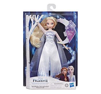 Frozen 2 - Papusa Aventura Muzicala Elsa