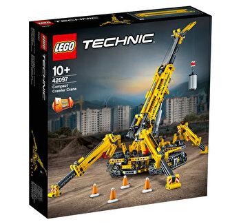 LEGO Technic, Tractor compact pe senile 42097 de la LEGO