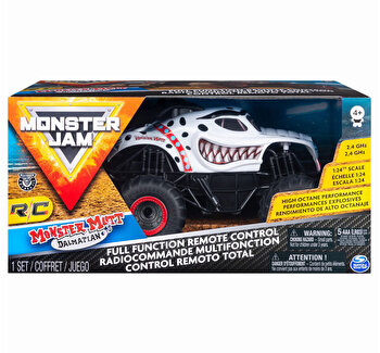 Masinuta Dalmatianul, Monster Jam, RC 1:24 de la Monster Jam
