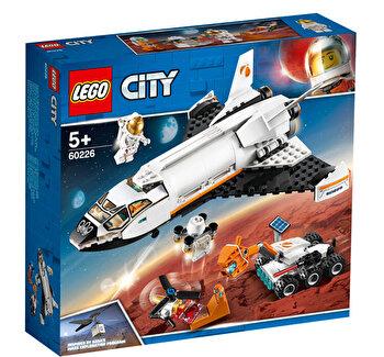 LEGO City, Naveta de cercetare a planetei Marte 60226 de la LEGO