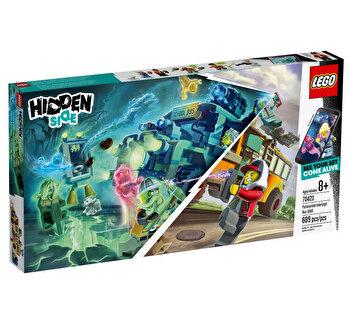 LEGO Hidden Side, Autobuz paranormal Intercept 70423 de la LEGO