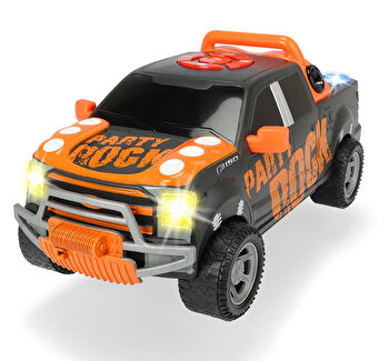 Masinuta Ford F150 Truck We will rock you, Dickie Toys de la Dickie