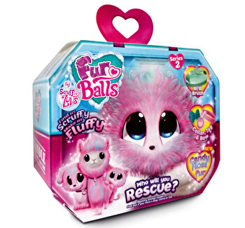 Jucarie plus Fur Balls Candy Floss de la Fur Balls