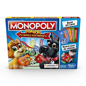 Joc Monopoly Junior - Electronic Banking