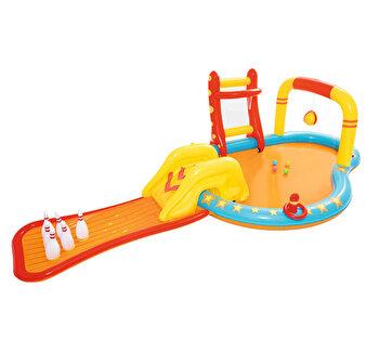 Loc de joaca cu piscina gonflabila pentru copii Bestway de la BestWay