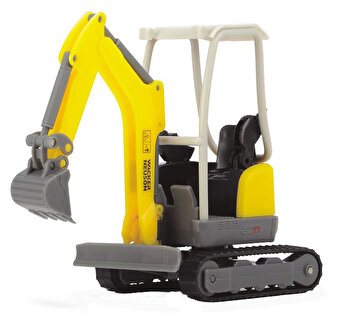Set de joaca cu excavator Dickie Toys 1:24 de la Dickie