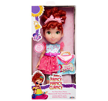 Papusa Fancy Nancy Tea Time, 25 cm