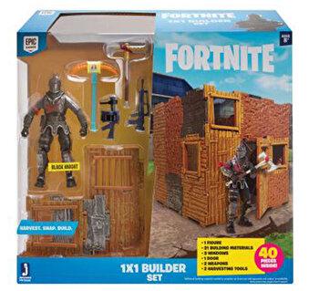 FORTNITE – – Set de construit 1×1 cu 1 figurina – Black Knight S1 de la Fortnite