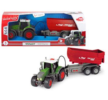 Tractor cu remorca Fendt 939 Vario, Dickie Toys de la Dickie