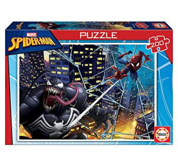 Puzzle Spider-Man, 200 piese