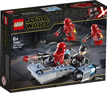 LEGO Star Wars, Pachet de lupte Sith Troopers 75266 de la LEGO