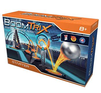 Set constructie cu bile Boomtrix – Starter Pack de la Boomtrix