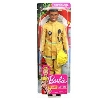 Papusa baiat, Ken – cariera pompier de la Barbie