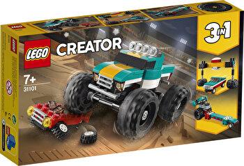 LEGO Creator 3 in 1, Camion gigant 31101