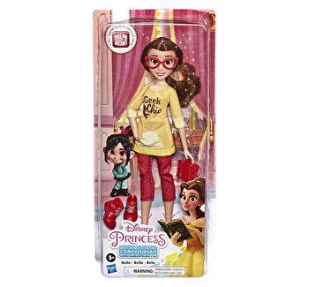 Papusa Disney Princess Comfy – Belle de la Disney