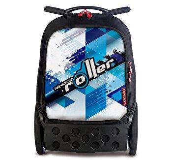 Ghiozdan Roller Nikidom XL – Cool Blue de la NIKIDOM