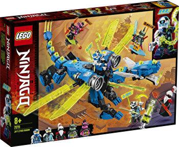 LEGO NINJAGO, Dragonul cibernetic al lui Jay 71711 de la LEGO
