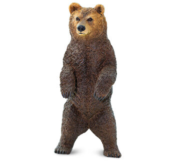 Safari, Figurina Ursul Grizzly in picioare de la Safari