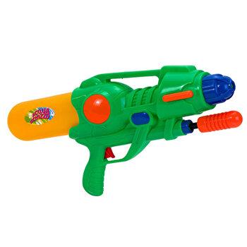 Pusca cu pompa apa pentru copii Globo 45 cm, verde de la GLOBO