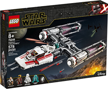 LEGO Star Wars Episode IX, Resistance Y-Wing Starfighter 75249 de la LEGO