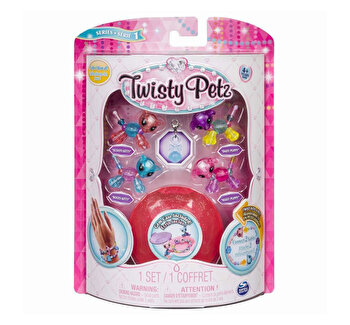 Twisty Petz set 4 bratari baby animalute tip1 de la Twisty Pets