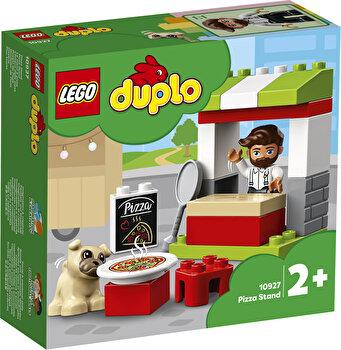 LEGO DUPLO, Stand cu pizza 10927