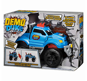 Camionul Interactiv, Demo Duke de la Air Hogs