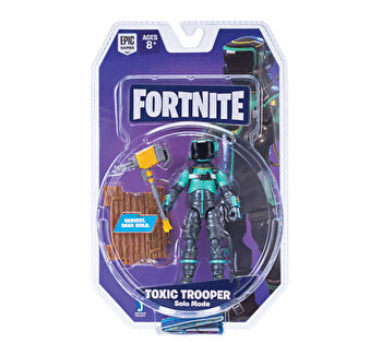 Figurina Fortnite Solo Mode Toxic Trooper S2