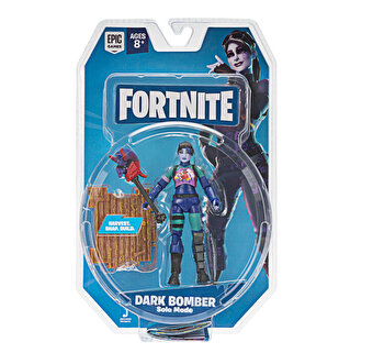 Figurina Fortnite Solo Mode Dark Bomber S2 de la Fortnite