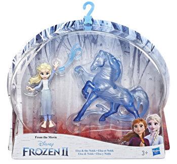 Disney Frozen 2 Scene de poveste – Elsa si Nokk de la Disney